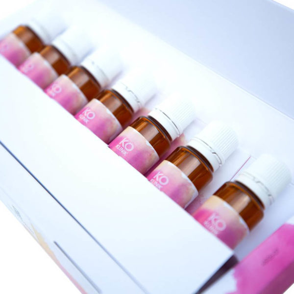 Beauty Hyaluron Drink - hochdosiert, Kollagen Shot für schöne Haut -Nahansicht