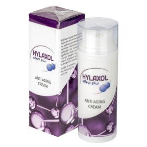 Anti-Aging Hautpflege HYLAXOL – Hyaluroncreme hochdosiert, Faltenvermeidung - Hauptbild