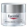 Faltenfiller Gesicht - Eucerin Hyaluron-Filler Tagescreme - Behältnis