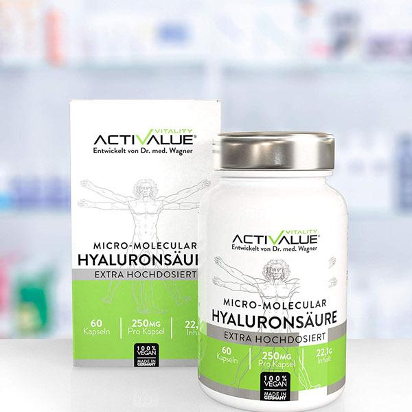 Hyaluron Tabletten Wirkung