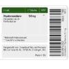 Veganes Hyaluron - 50 mg rein, hochdosiert, 180 Tabletten, vegan – wichtiger Baustoff für Haut - Etikett, Inhalt