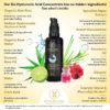 BIO Anti-Aging Inhaltsstoffe - Hyaluron Serum, vegan - 100 ml