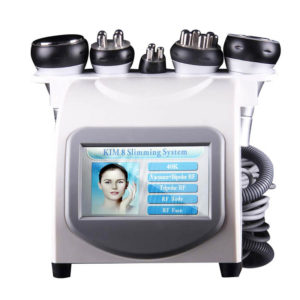 RF Lifting – Radiofrequenz Hautlifting, 5 in 1, apparatives Slim & Anti-Aging - Front