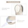 Heiß-Kalt Anti-Aging, mobiles Ultraschall Therapiegerät für Gesicht & Augenpartien, ION Mikro-Strom, Galvanikkopf - Galvanik