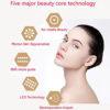 ION Skin Firming, kosmetische Lichttherapie - Akne, Hautverjüngung, Faltenentfernung - Technologie