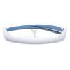 Lichttherapie Brille – AntiAging, Aknereduzierung, gegen Depressionen, für Brillen- & Kontaktlinsenträger geeignet - Draufsicht