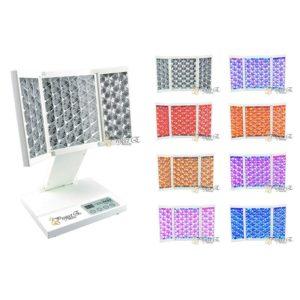 E- Beauty Photon Therapie – faltbares Profi-Home-Spa Tischgerät, LED - Ansicht