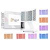 ID 2010 – E- Beauty Photon Therapie – faltbares Profi-Home-Spa Tischgerät, LED – Farbspektren