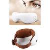 ID 5118 – Skandas Augen Massagegerät – Massagebrille mit Vibrations-, Luftdruck- Thermomassage – Aussen und Innen