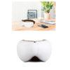 ID 5118 – Skandas Augen Massagegerät – Massagebrille mit Vibrations-, Luftdruck- Thermomassage – Dimension