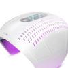Ganzkörper Lichttherapiegerät, faltbar - 6 Energiespektren, Faszien-Kollagenboosting - Bedienteil und Belüftung