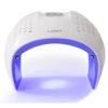 Ganzkörper Lichttherapiegerät, faltbar - 6 Energiespektren, Faszien-Kollagenboosting - blaues Licht-Energiespektrum
