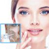 Sensitive Beauty professional - mobiles Anti Aging Vakuum Massagegerät - Anwendung Gesicht