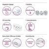 Home Gesichtspeeling Station - Anti-Aging Mikrodermabrasion - Spezifikationen