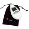 Microderm GLO Diamant System Pro - Homegerät - glatte reine Haut schon nach einer Woche - Kosmetiktasche mit Device