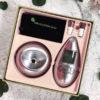 Microderm GLO Diamant System Pro - Homegerät - glatte reine Haut schon nach einer Woche - Lieferumfang