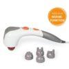 ITM Klopfmassage - Akupressur Massagegerät, mit versch. Köpfen, Wärmefunktion - Gesamtansicht