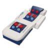 Physio Pro Vibrations- & Thermomassage Liege - Herz-Waage Position - Gesamtansicht