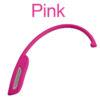 Einhand Nacken Massagegerät - Triggerpunktmassage, Lösen von Faszien, Verspannungen, Schmerzen - Pink