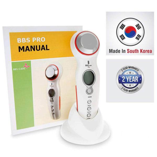 PRO Beauty Ultraschallgerät - 1 MHz - 2 Jahre Garantie