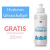 BBS CARE PRO Beauty Ultraschallgerät - 1 MHz - Hyaluron Kavitationsgel