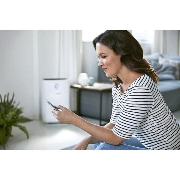 Philips AC2889-10 Luftreiniger gegen Viren - Allergiker, Raucher, Risikogruppen - App Bedienung