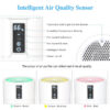 DIKI Air Purifier - Luftreiniger mit HEPA Filter - Anzeige Luftqualität