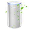 HIMOX Desktop Allergie Luftfilter – HEPA + Aktivkohlesystem - Ansicht