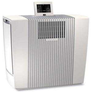 HighEnd Luftreiniger LP60 für Allergiker, Feinstaubsensor - LP60 Wifi Single, weiß - Luftreiniger mit App Bedienung