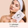 Rael Youth Island Kollagenmaske - hydrogelisiertes Kollagen - Hautflecken behandeln