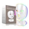 Project E-Beauty - drahtlose 7 Farben LED Maske, Hals + Gesicht, Photon LED Gesichtsbehandlung