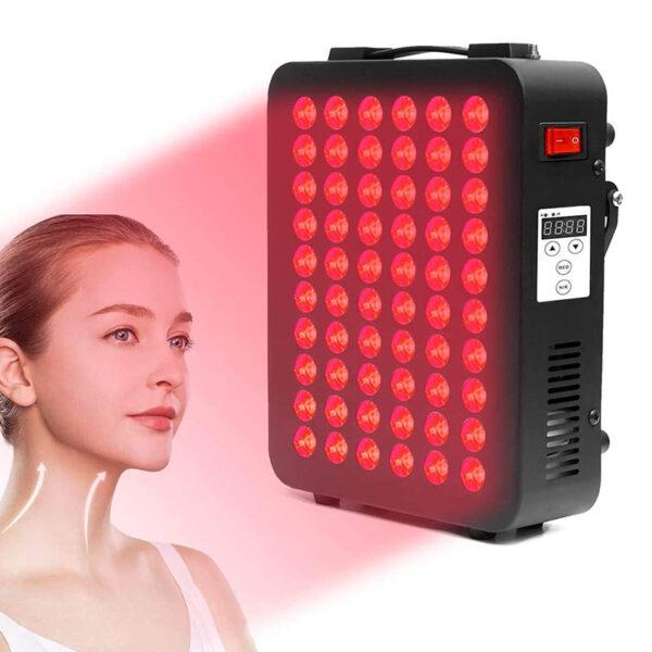 Rotlicht Therapiegerät - Kollagenaufbau, Gewebe-Muskelregeneration, Schmerztherapie