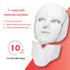 Deciniee Photonen Gesichtsmaske - Anwendungsdauer Photonenmaske