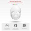 Photonen Gesichtsmaske - Photonenmaske klinisch