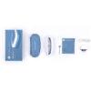 Luminette 3, Lichttherapie, photobiologische Vitalbrille - Lieferumfang